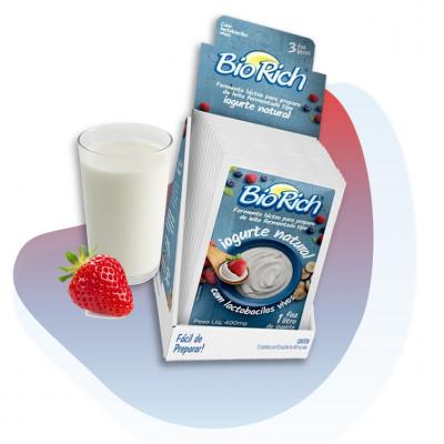 BioRich ferment pentru iaurt de casa